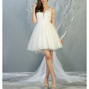 Dresses & Skirts - Cocktail formal prom homecoming party dress